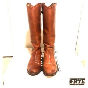 "Frye ""Melissa"" Button boots; size 7.5"